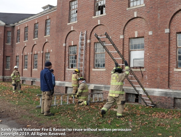 Training: Ladder Company Ops