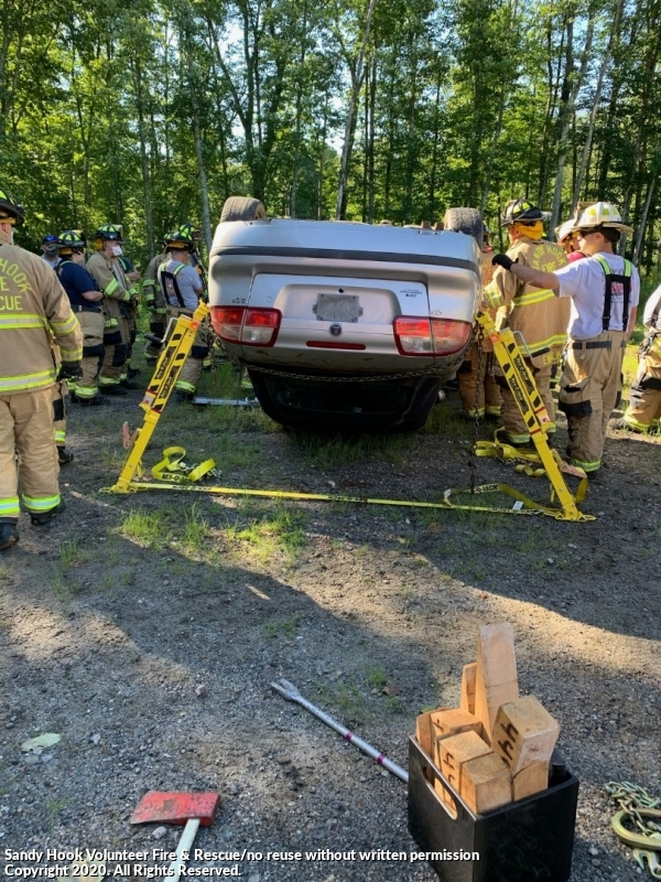 Training: Stabilization & Extrication