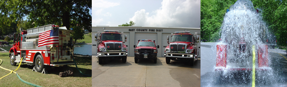 East County Fire Protection District