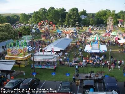 Annual Fireman's Carnival