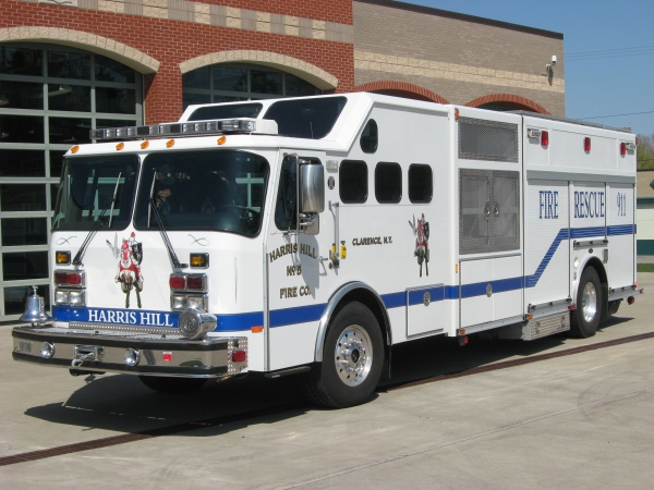 Harris Hill Rescue 5