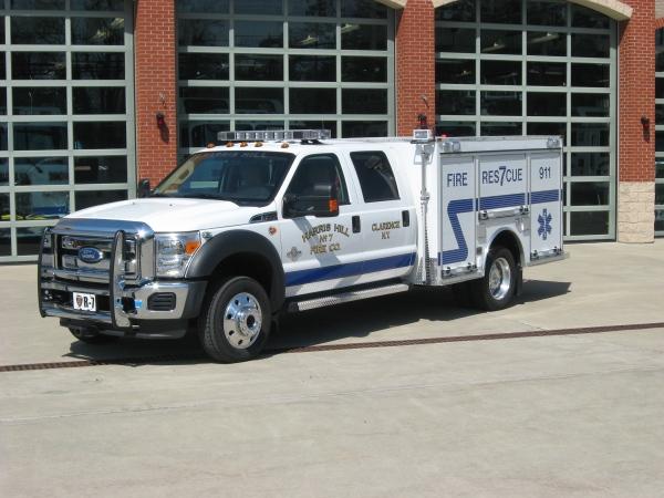 Harris Hill Light Rescue 7