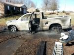 Vehicle Fire - January 2015