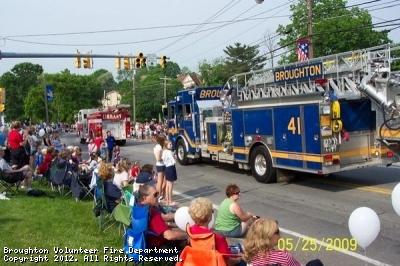 270 Truck at Bethel Park Memorial Day Parade