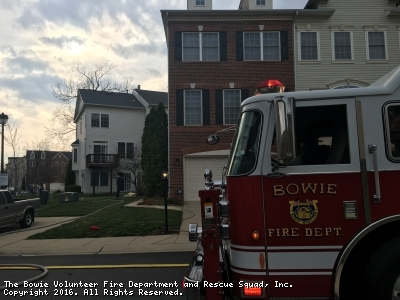 Tower 39 Runs House Fire In Anne Arundel County