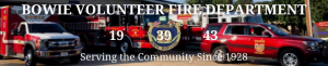 The Bowie Volunteer Fire Department and Rescue Squad, Inc.