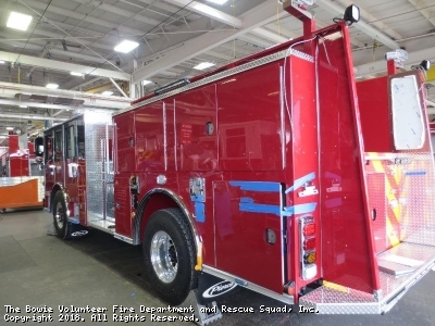Progress on New Pumper