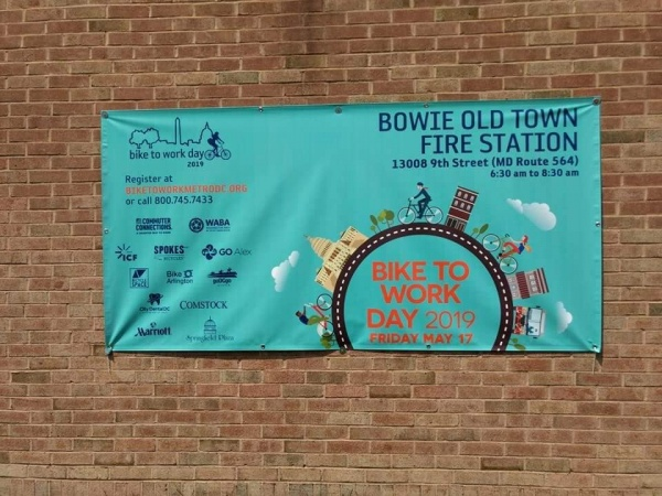 City of Bowie Hosts Event @ Co.19