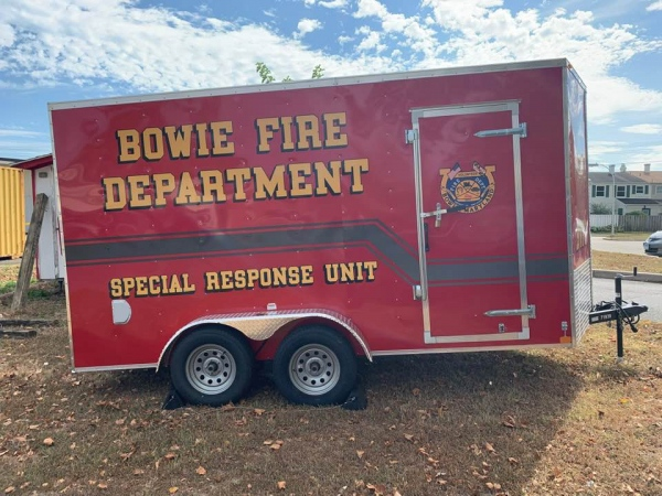 Bowie VFD Adds Gator to Fleet