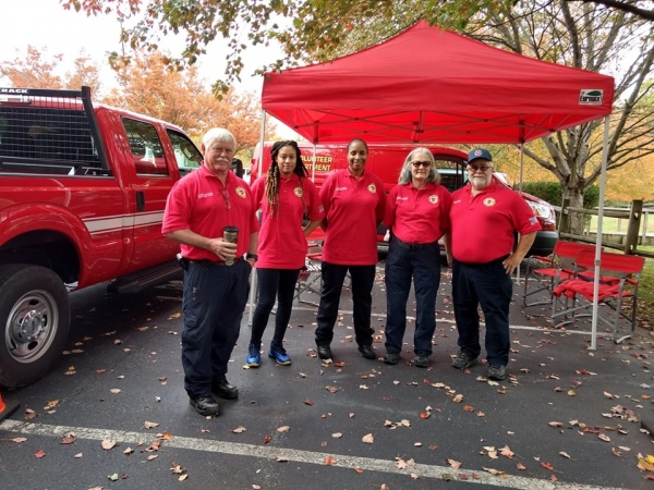 Auilliary & Fire Extinguisher Teams @ Mount Oak Church