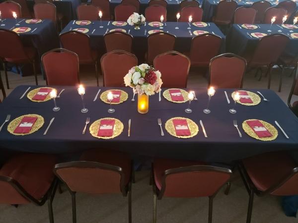 Sample Setup: Wedding 3