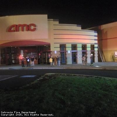 AMC Movie Theater Box Alarm