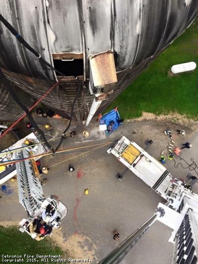 Technical Rescue Drill