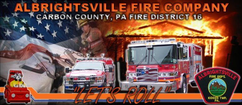 Albrightsville Volunteer Fire Company
