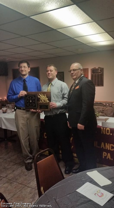 Annual Banquet Held