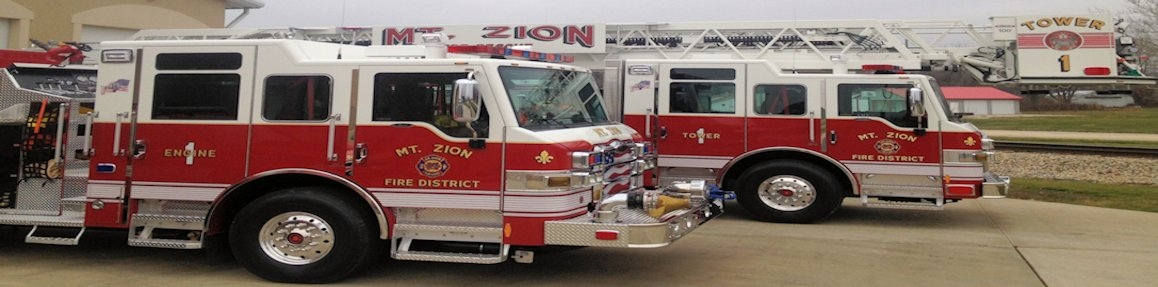 Mt. Zion Fire Protection District