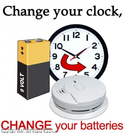 Clock Change/Battery Change