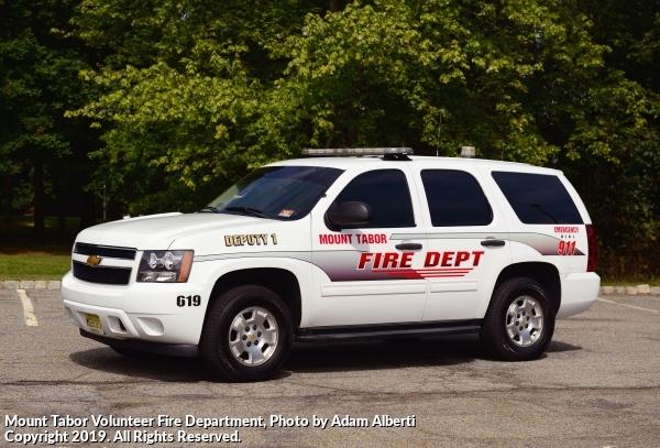 619 - Deputy Chief