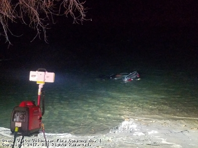 Vehicle into the Youghiogheny River - Elizabeth Township