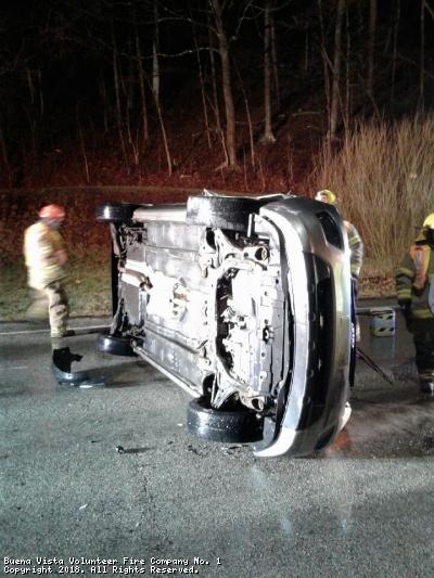 Motor Vehicle Accident - Elizabeth Township
