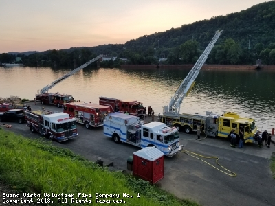 Pump Ops Training with Area Departments