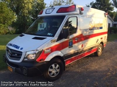 Schuyler Ambulance 616