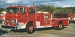 1969 Oren 1,250 gpm pumper, for Carmel FD, NY.