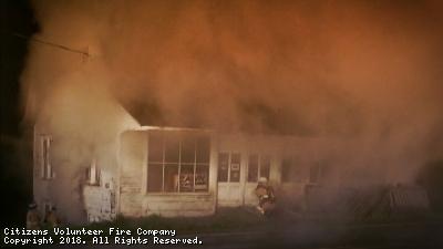 1st Due Building Fire