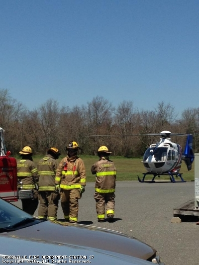 Helicopter Landing Zone