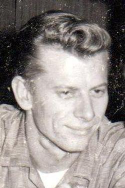 Past Chief Erick 'Whitey' Reich has passed away