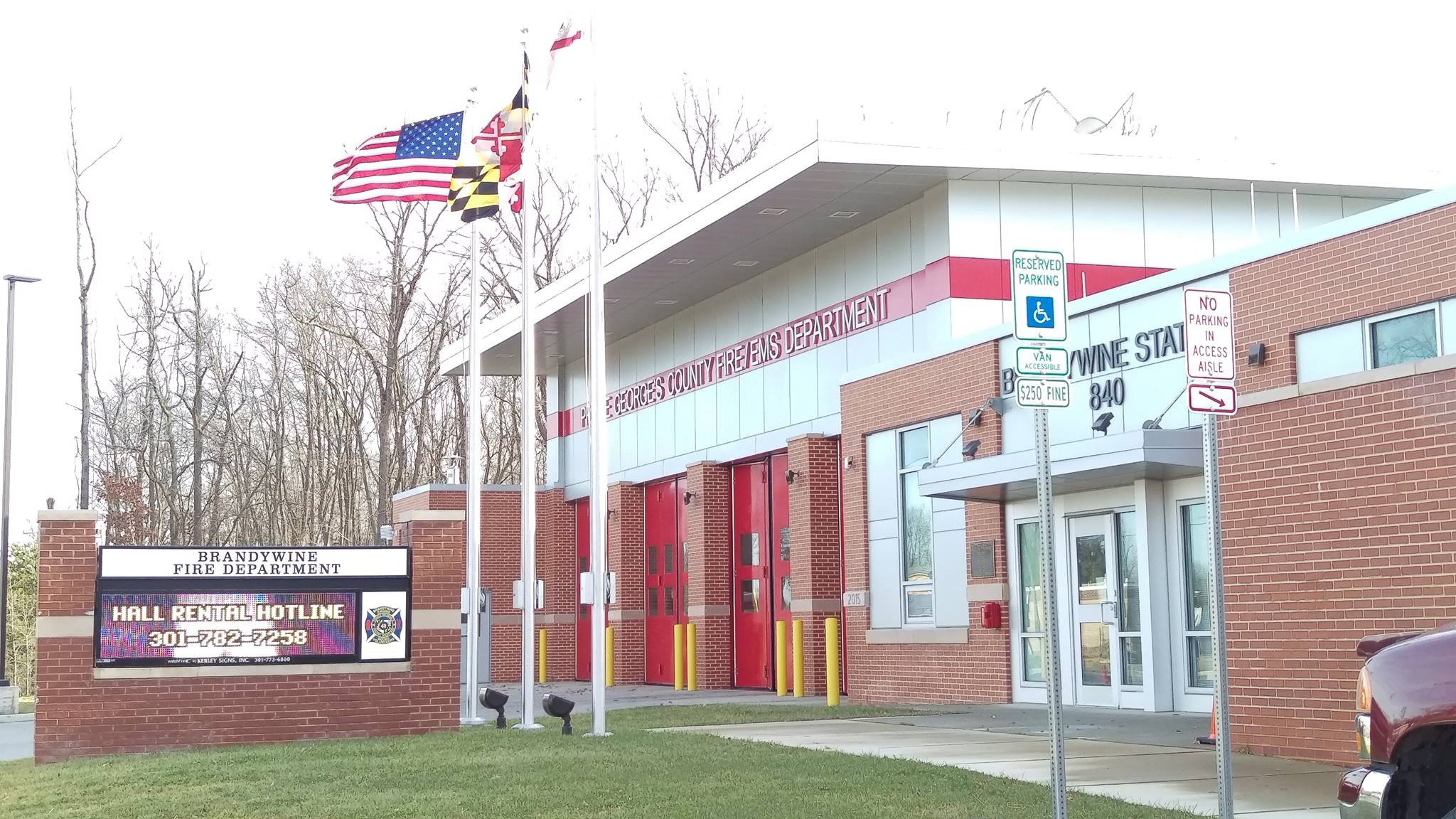 Volunteer Fire Department of Brandywine