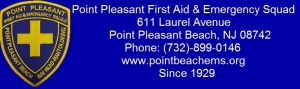 Point Pleasant First Aid and Emergency Squad, Inc.