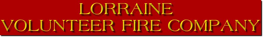 Lorraine Volunteer Fire Company Inc.