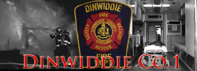 Dinwiddie Volunteer Fire and EMS Co. 1