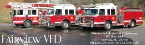Fairview Volunteer Fire Department Inc.