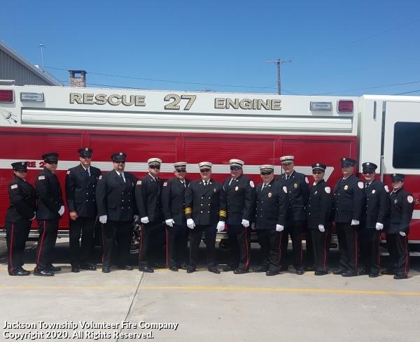 Monroe County Fireman's Memorial Service