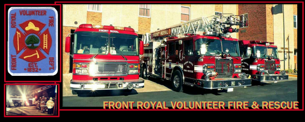 Front Royal Volunteer Fire and Rescue Department Inc.