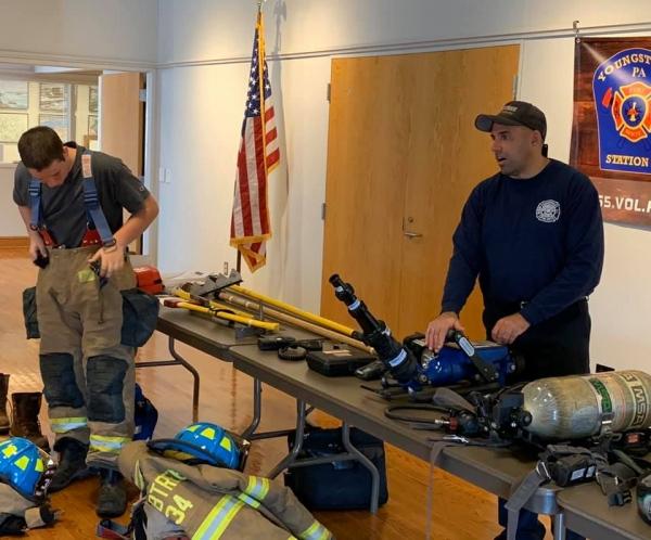 UTFB/Latrobe Program On Firefighting