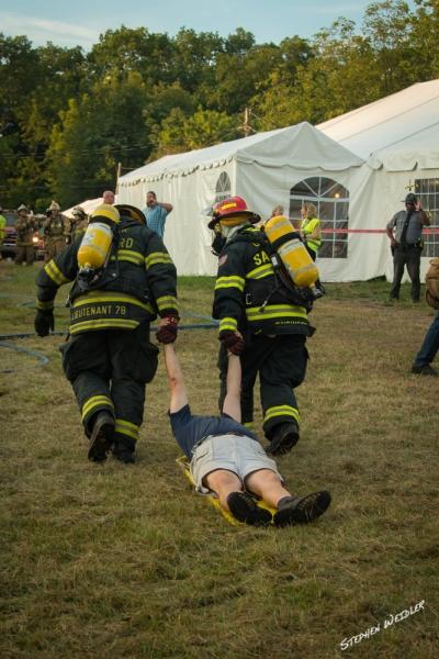 Philadelphia Folk Fest Drill