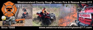 Westmoreland County Team 211 Rough Terrain Support Unit