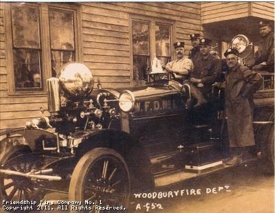 1st. Motorized Engine