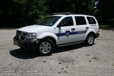 Command Car 500