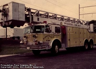 LIT 85 ft Ladder Plateform
