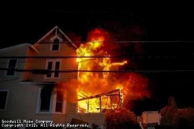 Structure Fire - 7th Av