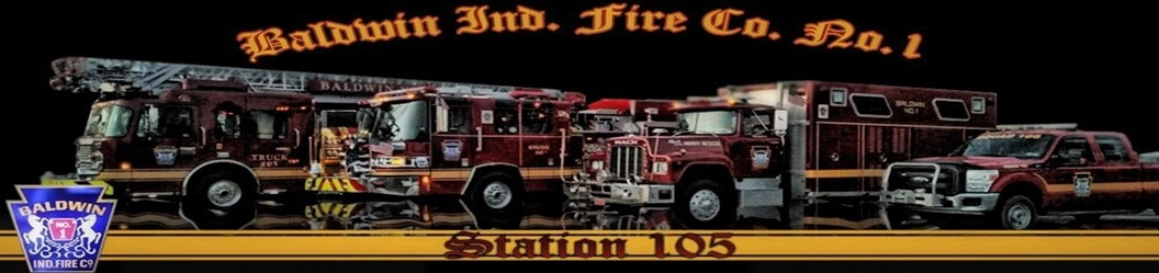 Baldwin Independent Fire Co. #1 - Station 105