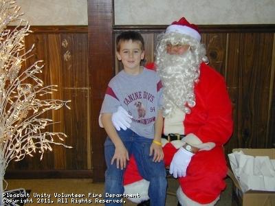 Christmas Treat With Santa
