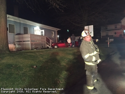Working Furnace Fire in Jamison Area of Home Fire District
