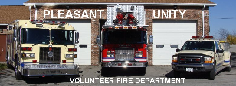 Pleasant Unity Volunteer Fire Department