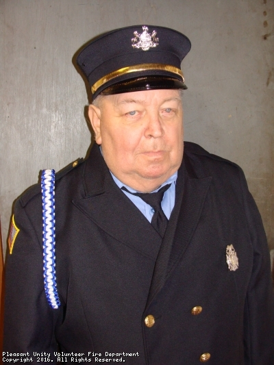 Longtime PUVFD Firefighter Edward J. Hutter Answered His Final Alarm