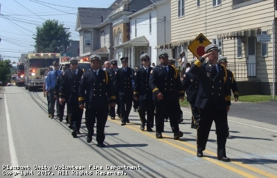100TH ANNIVERSARY CELEBRATION AND 82ND WESTMORELAND COUNTY FIREMEN'S ASSOCIATION CONVENTION HUGE SUCCESS